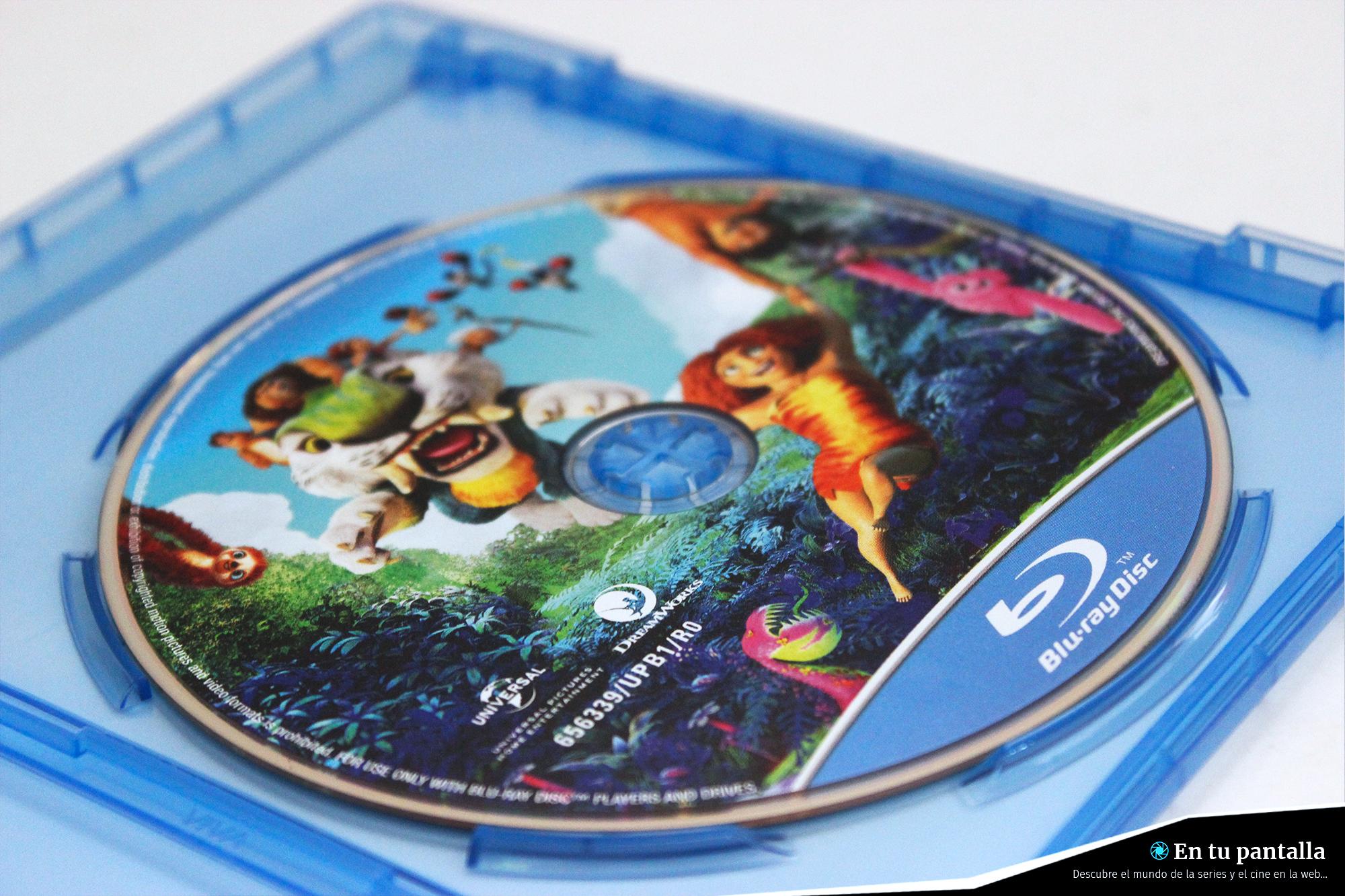 Análisis Blu-ray: 'Los Croods: Una nueva era', la aventura continúa • En tu pantalla