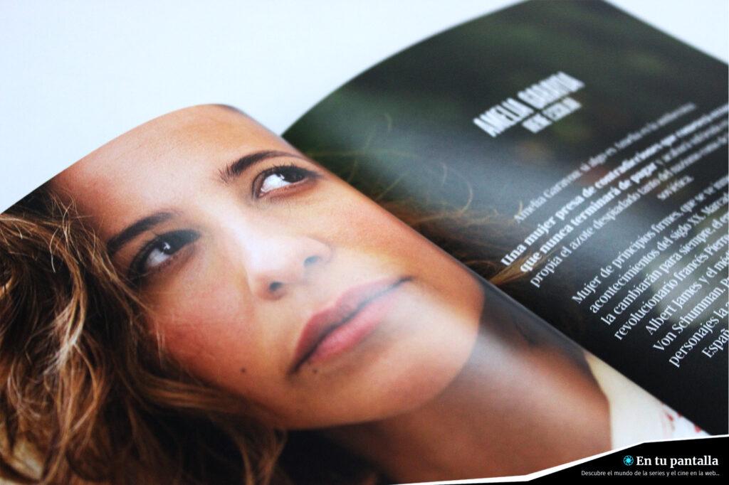'Dime quién soy': Un vistazo al digibook Blu-ray de la serie de Movistar+ • En tu pantalla