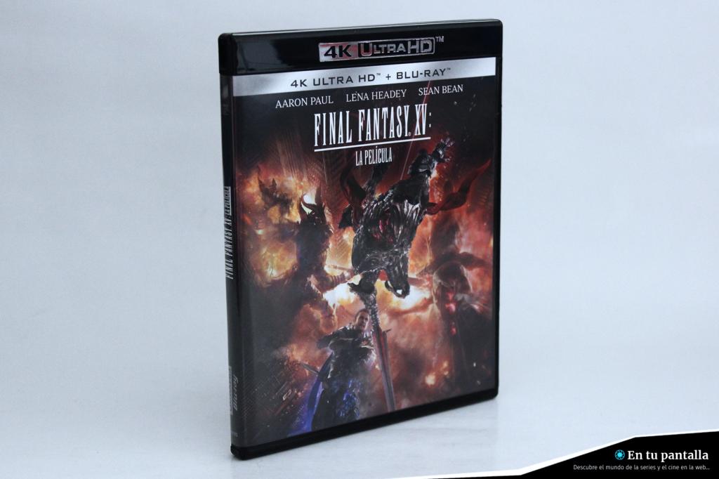 Análisis 4K Ultra HD: 'Final Fantasy XV: La película' • En tu pantalla