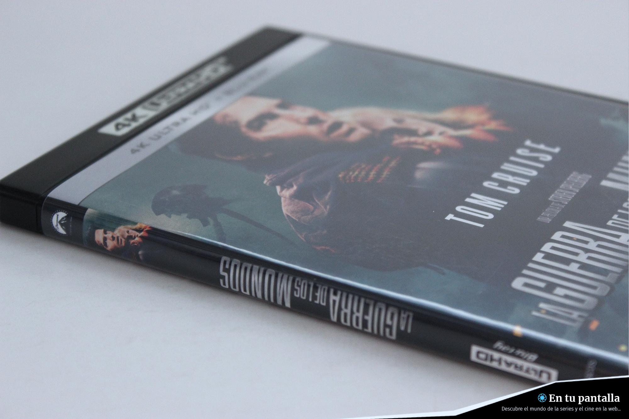 Análisis 4K Ultra HD: 'La Guerra de los Mundos', un disco bien exprimido • En tu pantalla