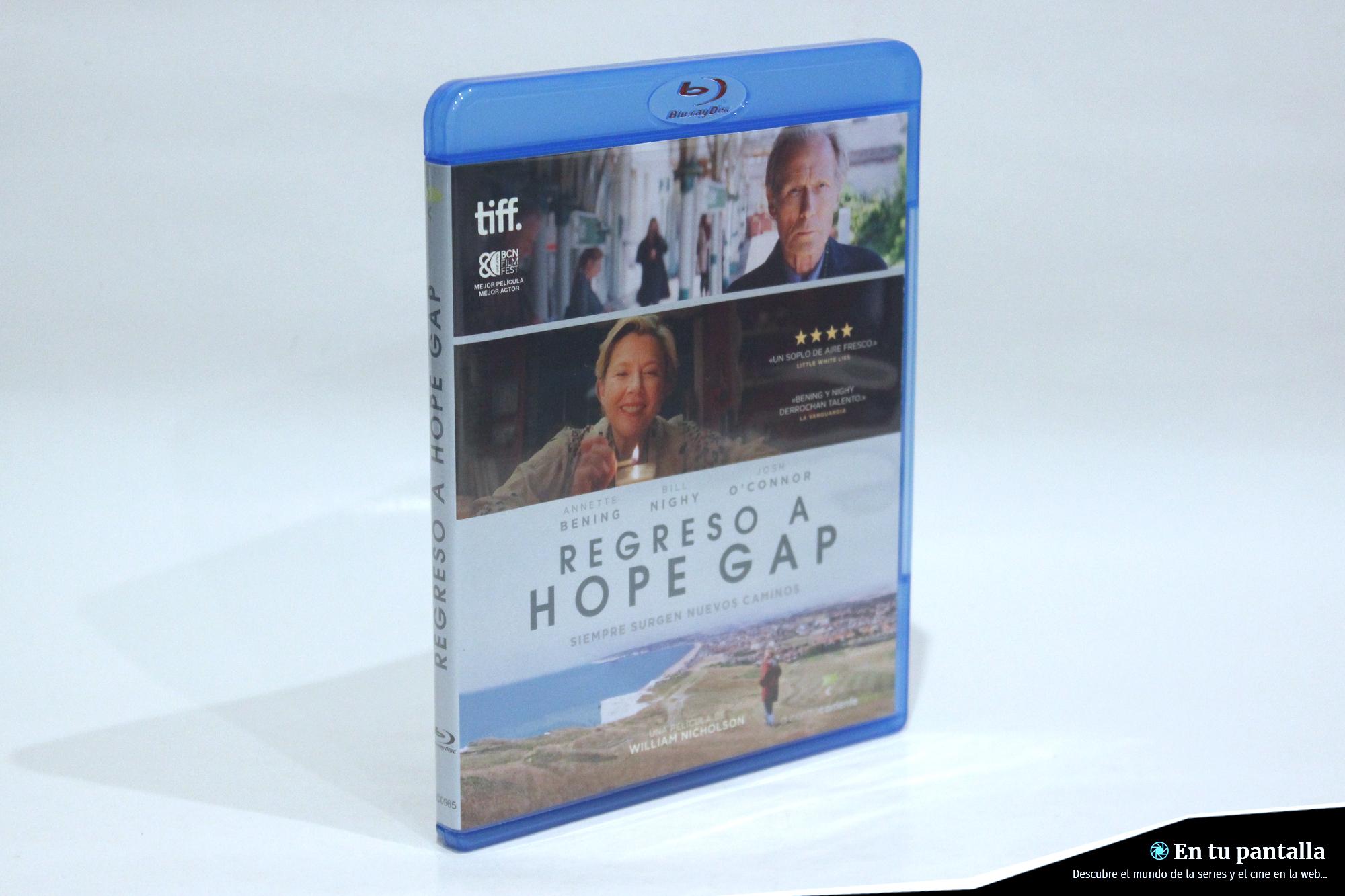 Análisis Blu-ray: 'Regreso a Hope Gap', un drama con Annette Bening y Bill Nighy • En tu pantalla