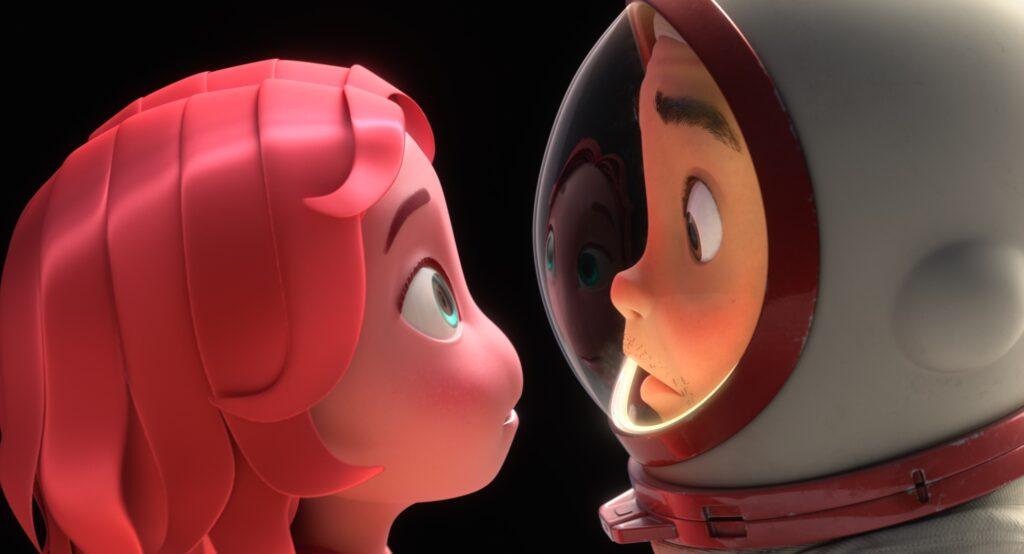 'Blush': Apple Original Films y Skydance Animation anuncian este cortometraje de animación • En tu pantalla