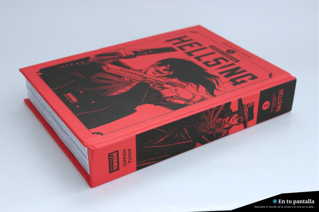 'Hellsing': Una nueva edición coleccionista del manga de Norma Editorial • En tu pantalla