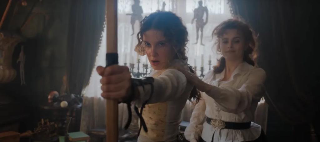 'Enola Holmes 2': Netflix anuncia la secuela con Millie Bobby Brown y Henry Cavill • En tu pantalla