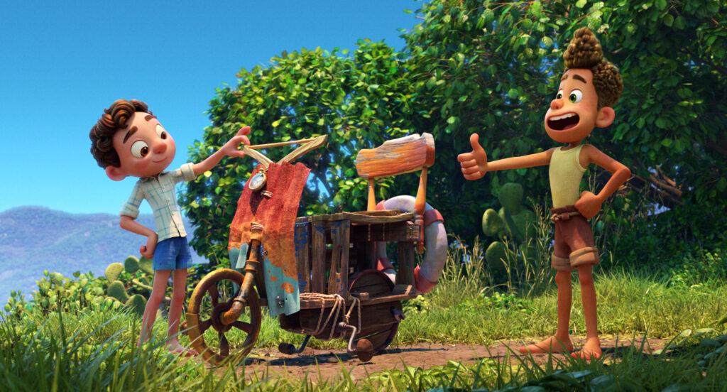 'Luca': Nuevas imágenes de la próxima película de Pixar • En tu pantalla
