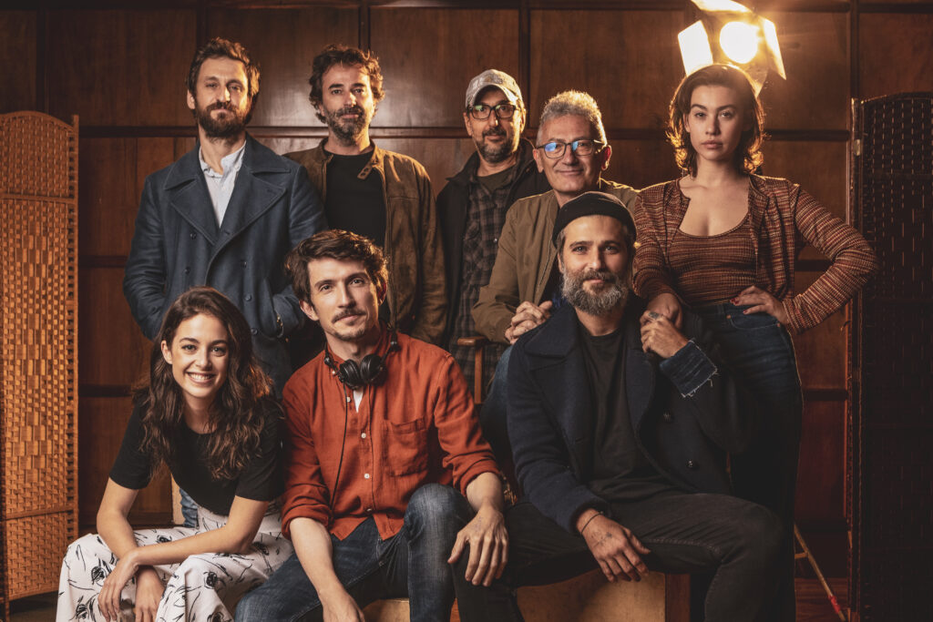 'Santo', la nueva serie de Netflix, arranca su rodaje • En tu pantalla