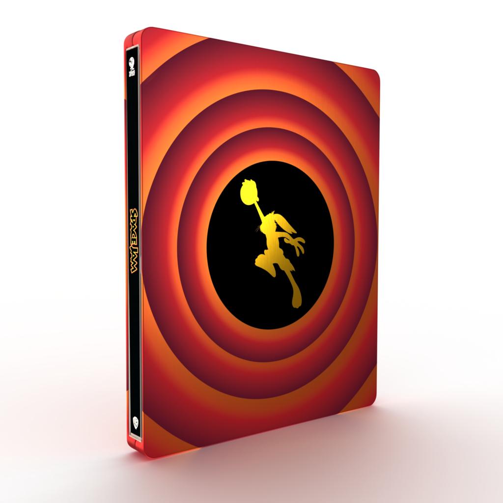 'Space Jam': Titans of Cult con el Steelbook 4K Ultra HD de la película • En tu pantalla