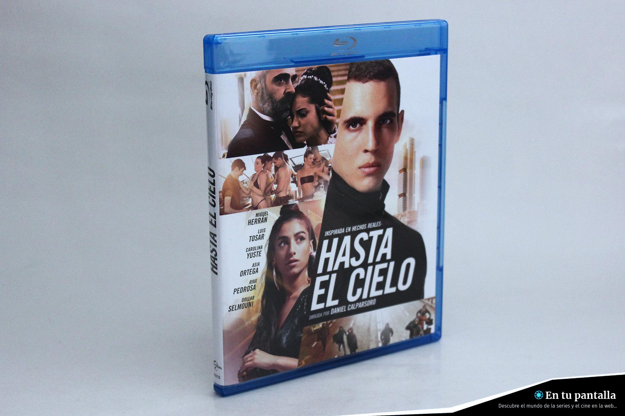 Análisis Blu-ray: 'Hasta el cielo', una de las últimas producciones españolas • En tu pantalla
