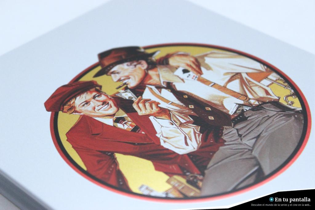 'El Golpe': Un vistazo al steelbook 4K Ultra HD • En tu pantalla