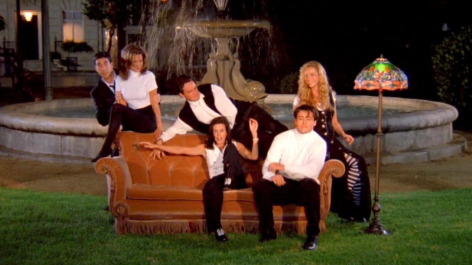 HBO España no estrenará la reunión de 'Friends' • En tu pantalla