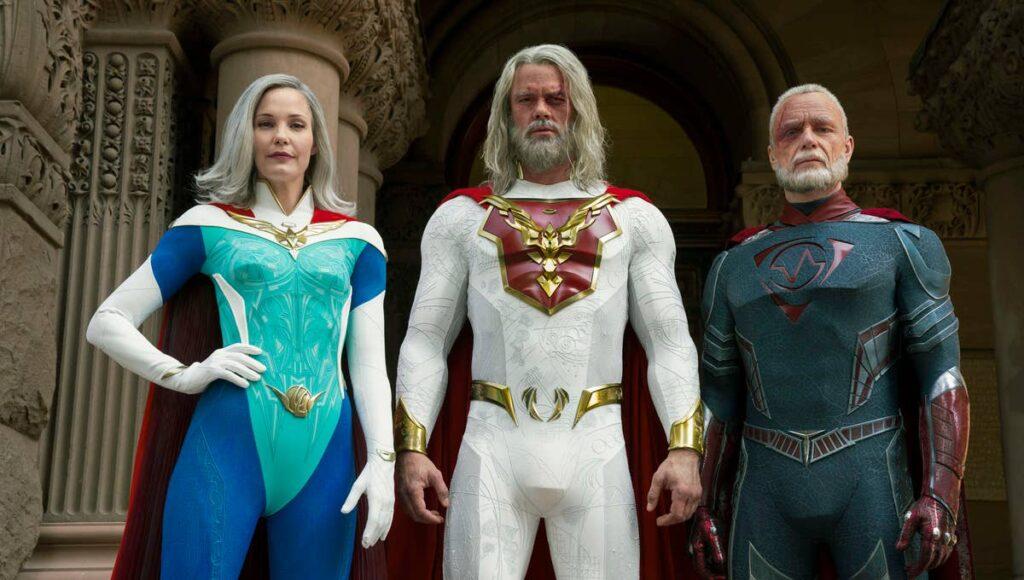 'Jupiter's Legacy' ha sido cancelada por Netflix • En tu pantalla