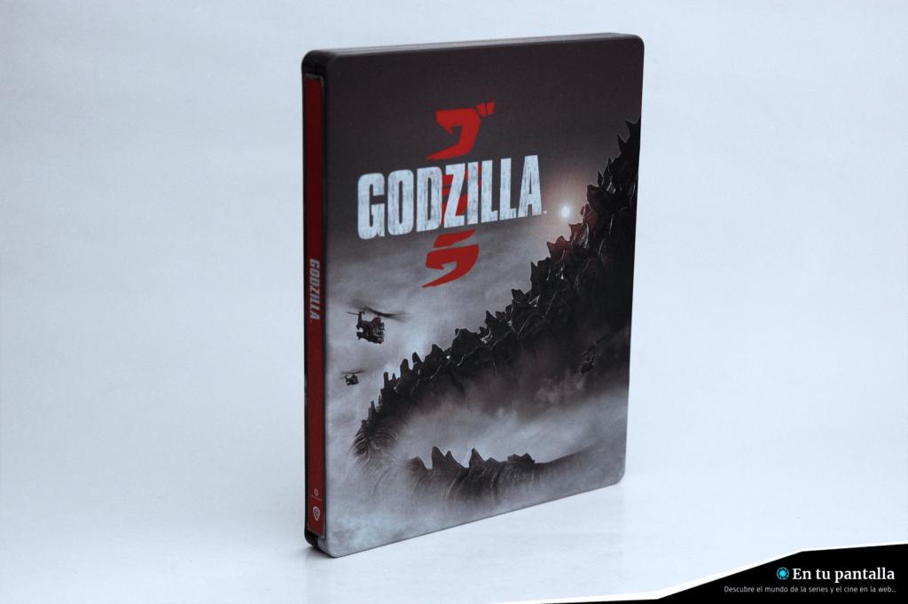 'Godzilla': Un vistazo al steelbook 4K Ultra HD • En tu pantalla