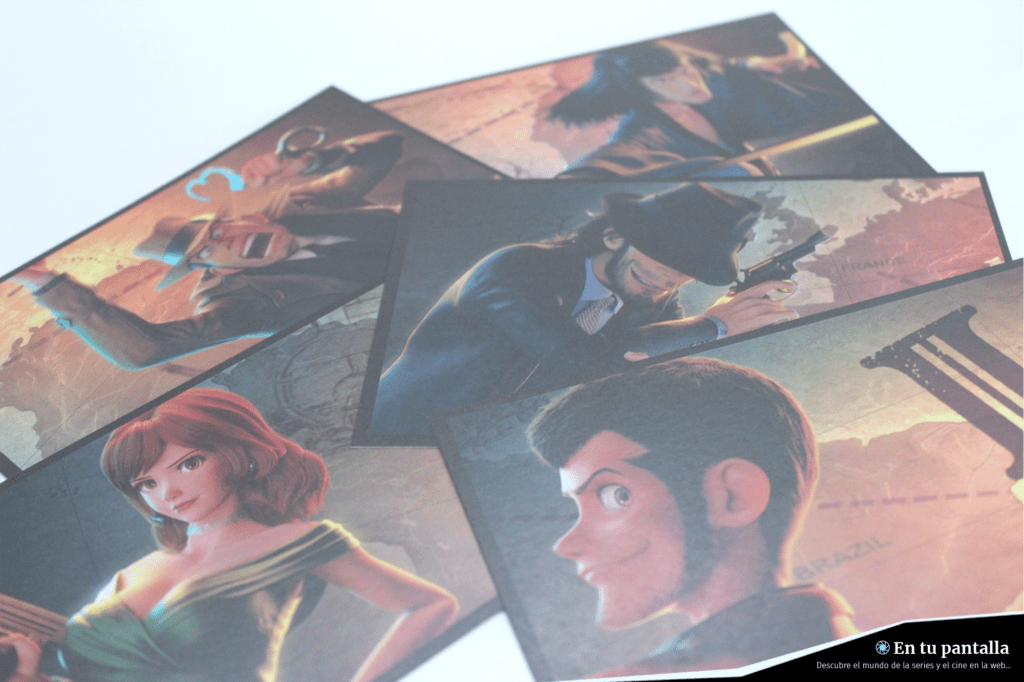'Lupin III: The First': Un vistazo al pack Blu-ray de Selecta Visión • En tu pantalla