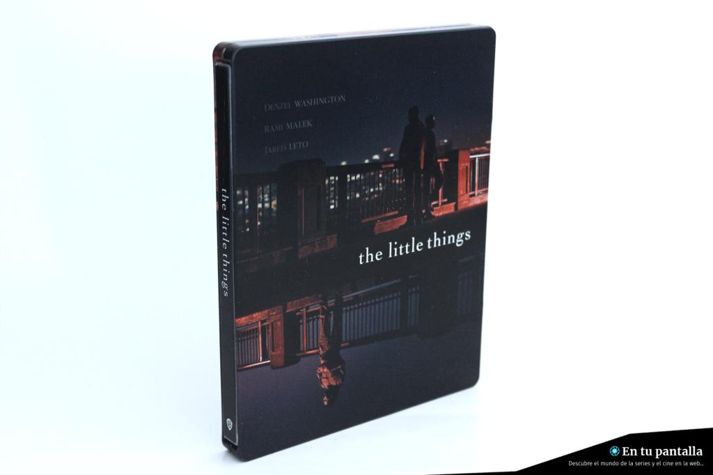 'Pequeños detalles': Un vistazo al steelbook Blu-ray • En tu pantalla