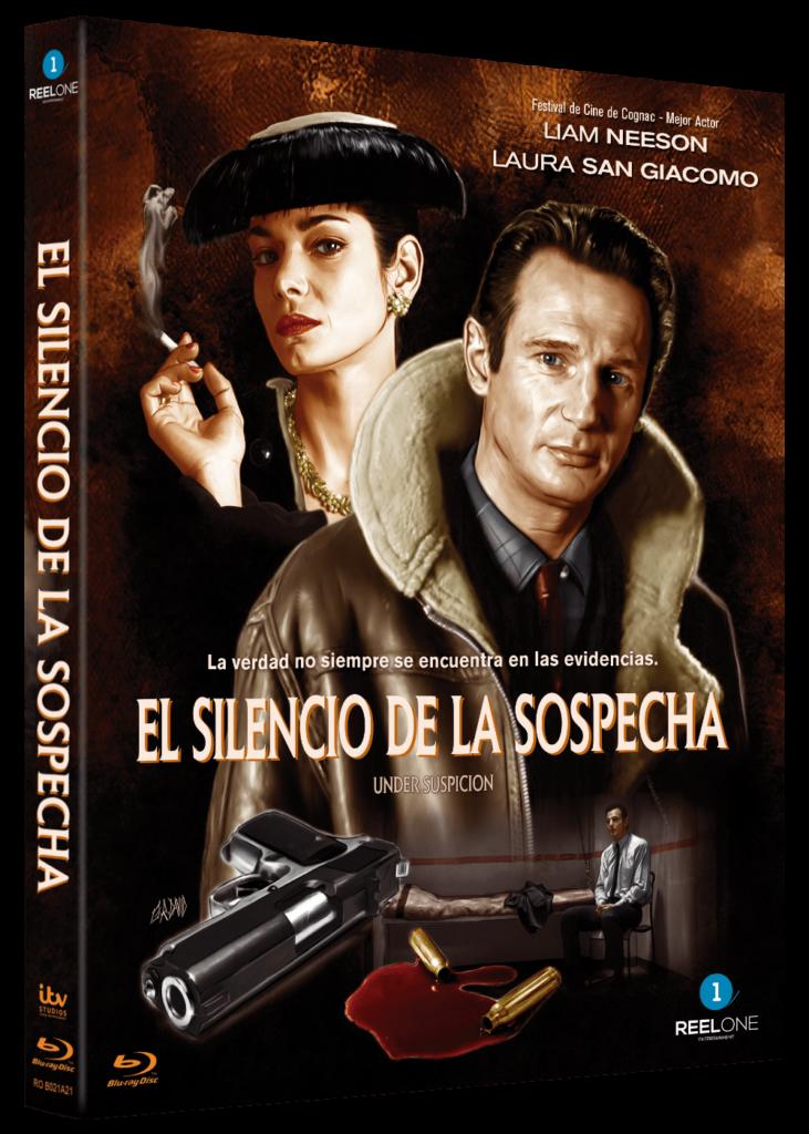 'El silencio de la sospecha' llegará en Blu-ray el 28 de junio • En tu pantalla