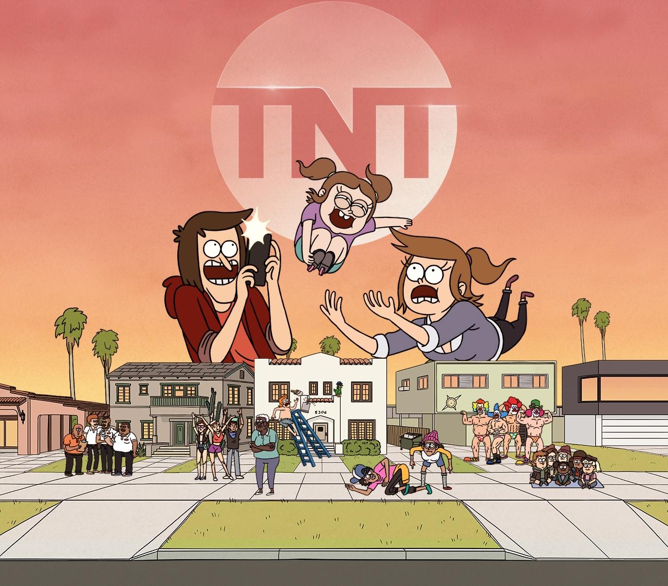 'Close Enough' regresa con su 2ª temporada a TNT el 6 de julio • En tu pantalla