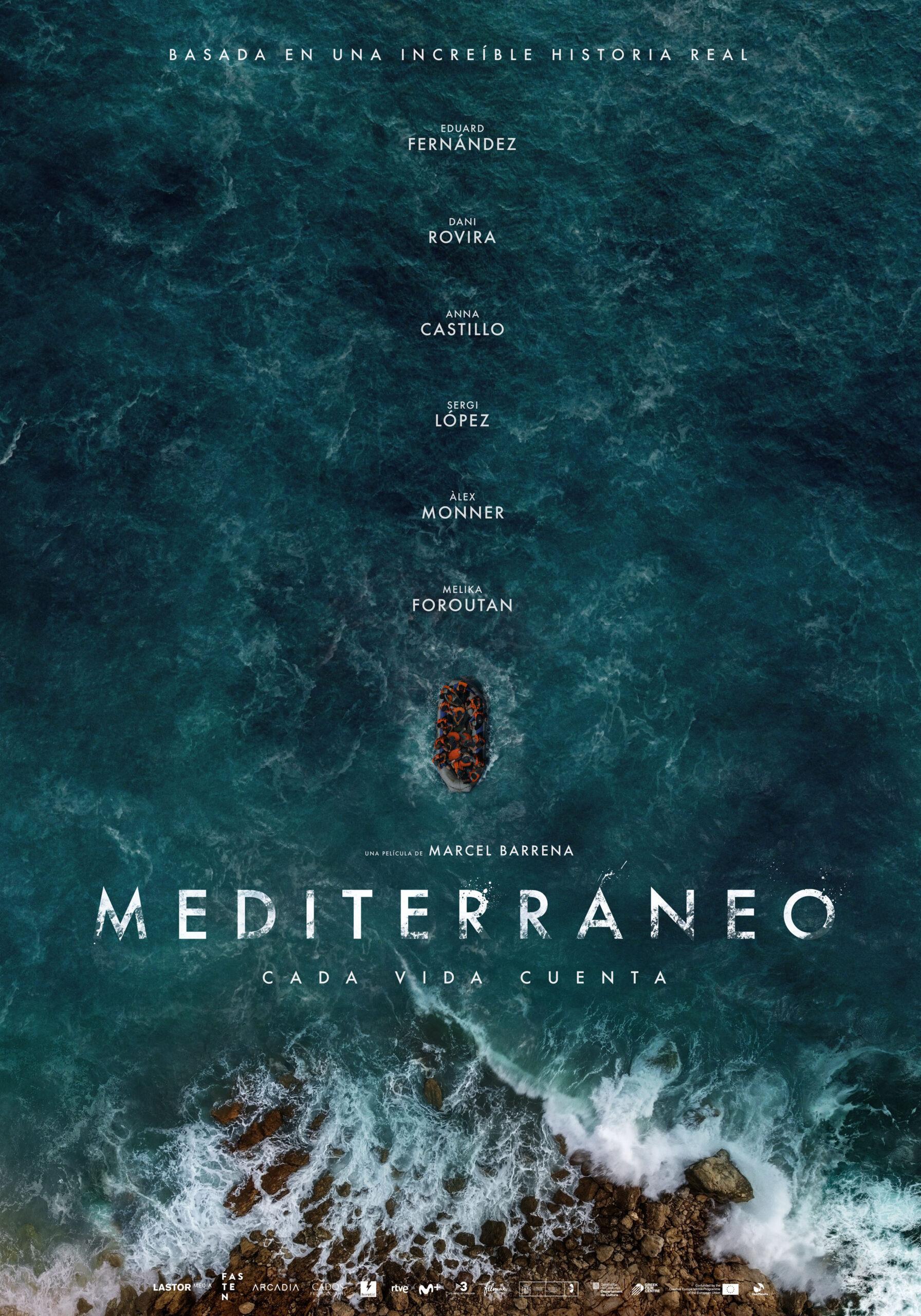 'Mediterráneo' se estrenará en cines el 1 de octubre • En tu pantalla