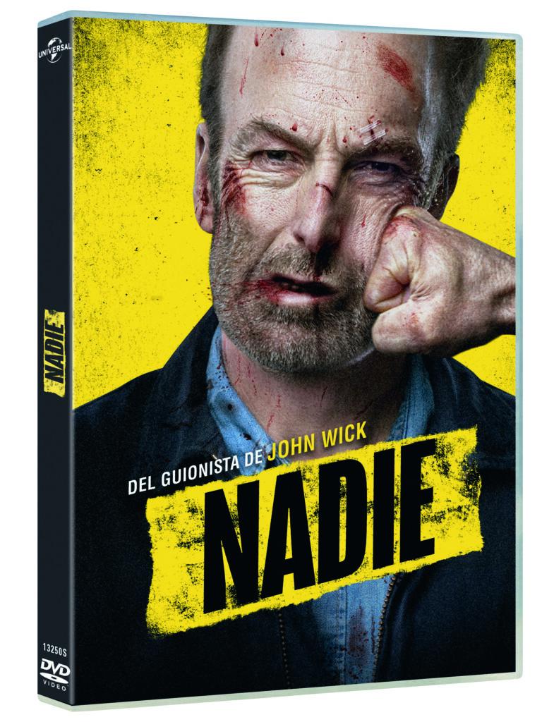 'Nadie' en 4K Ultra HD, Blu-ray y Dvd el 20 de agosto • En tu pantalla