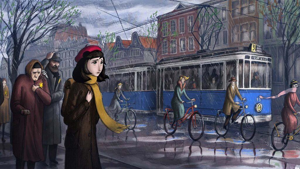'Where is Anne Frank?' ('¿Dónde está Ana Frank?') nos llegará de la mano de Vértigo Films • En tu pantalla