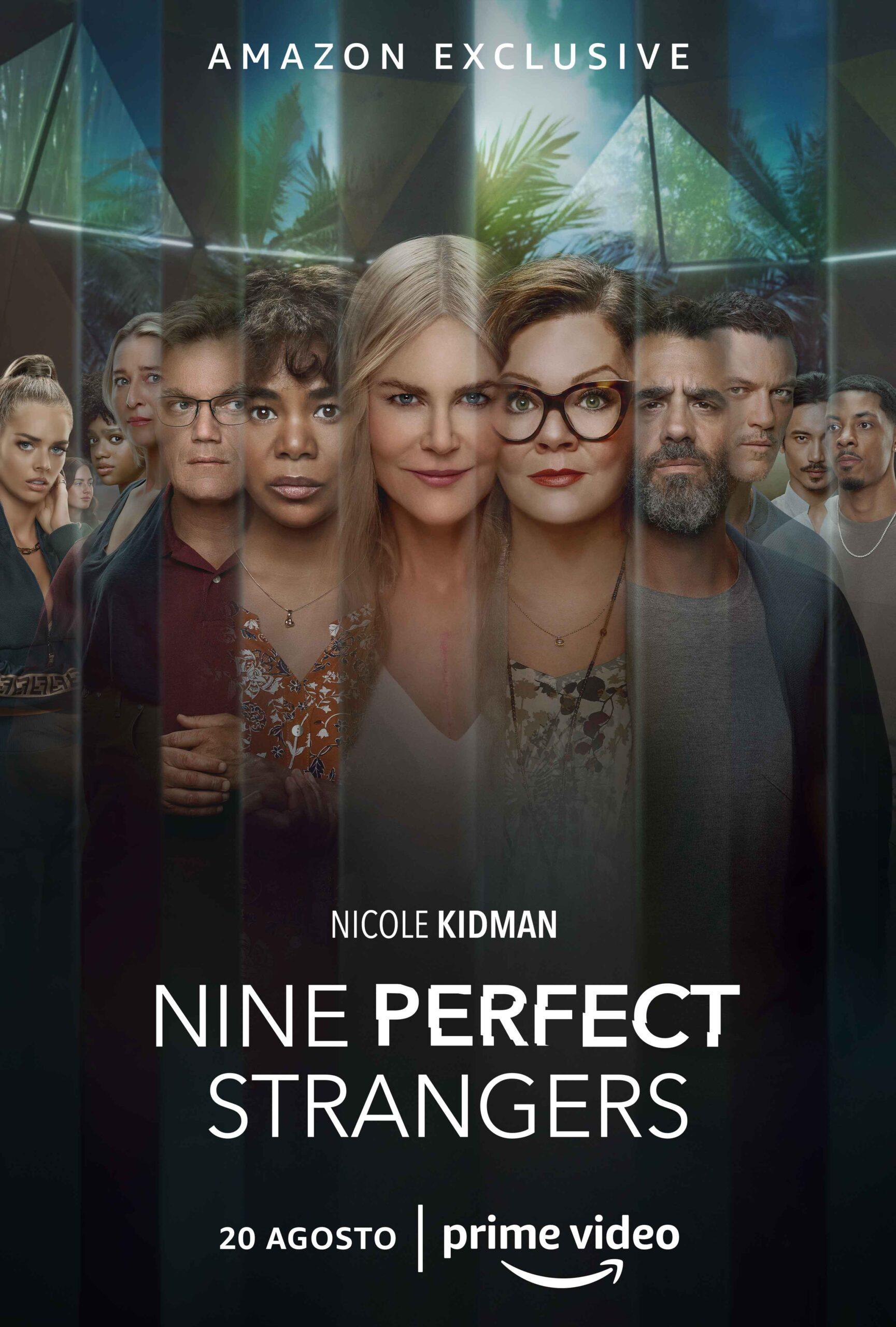 'Nine Perfect Strangers': Tráiler de la serie protagonizada por Nicole Kidman • En tu pantalla