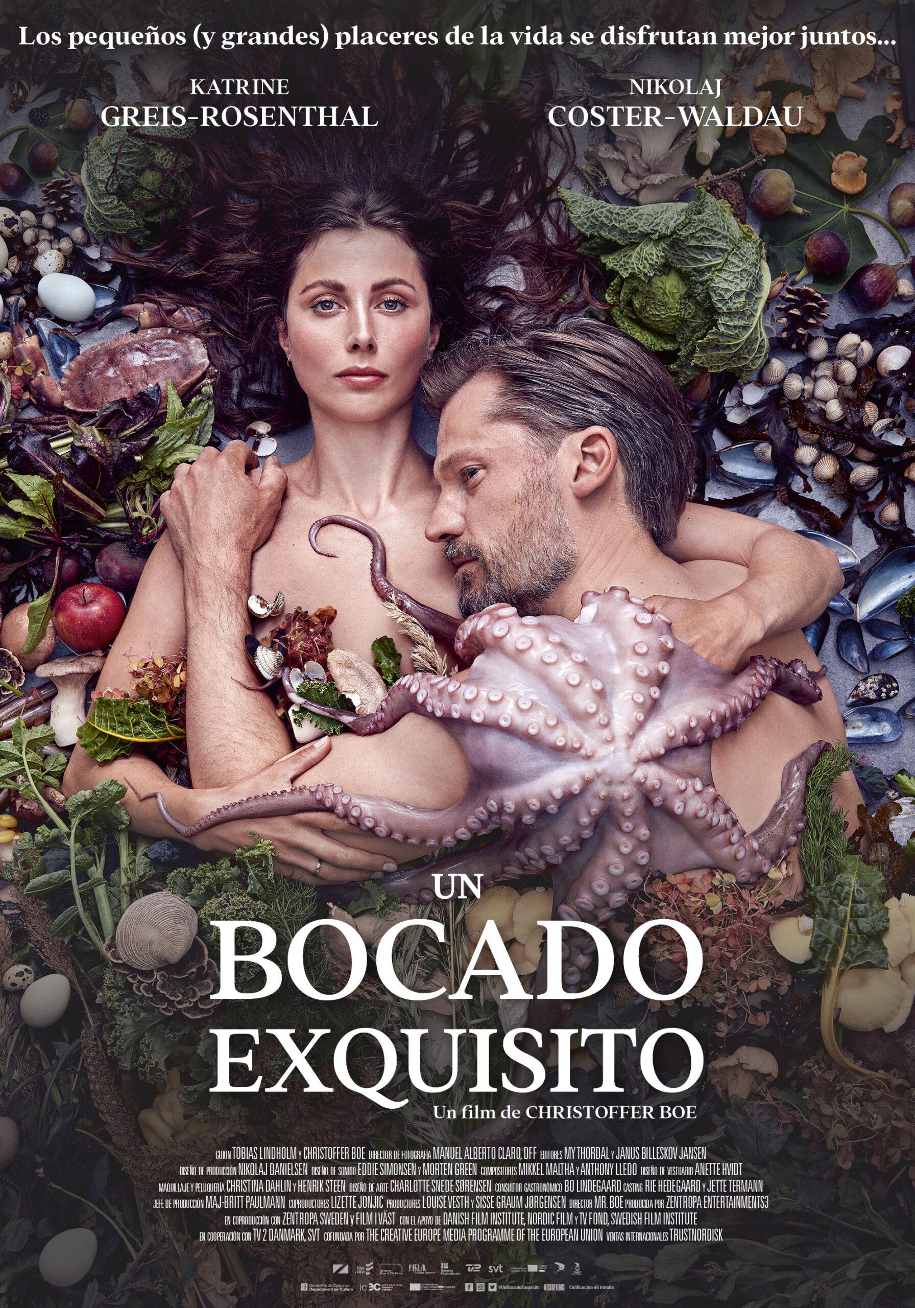 'Un bocado exquisito': Tráiler del drama romántico entre fogones • En tu pantalla