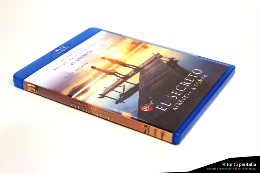 Análisis Blu-ray: 'El Secreto. Atrévete a soñar', protagonizada por Katie Holmes y Josh Lucas • En tu pantalla