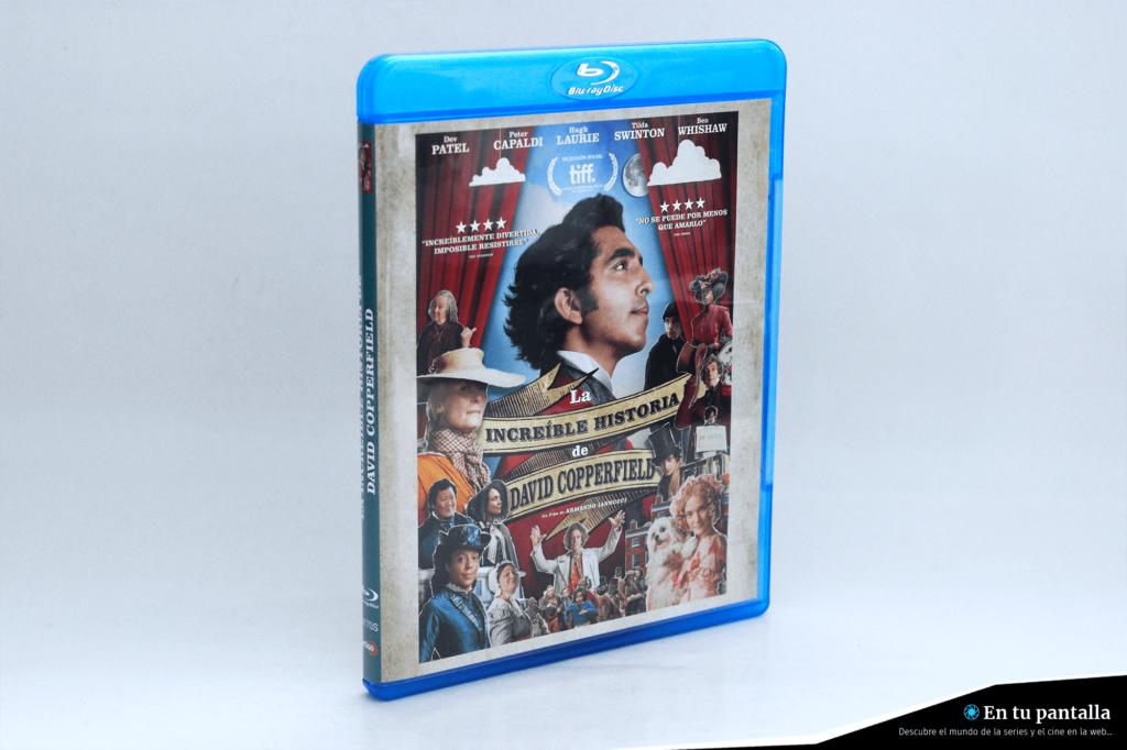 Análisis Blu-ray: 'La increíble historia de David Copperfield' • En tu pantalla