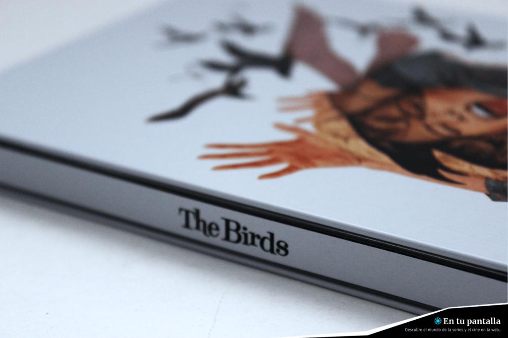'Los Pájaros': Un vistazo al steelbook 4K Ultra HD • En tu pantalla