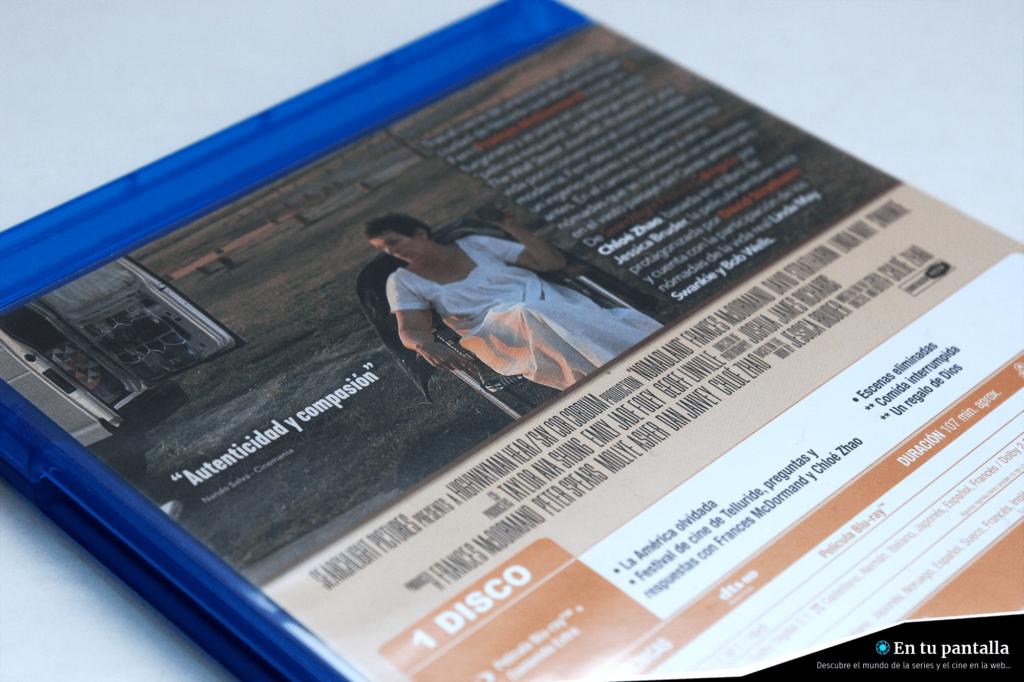 Análisis Blu-ray: 'Nomadland', una belleza de producción • En tu pantalla