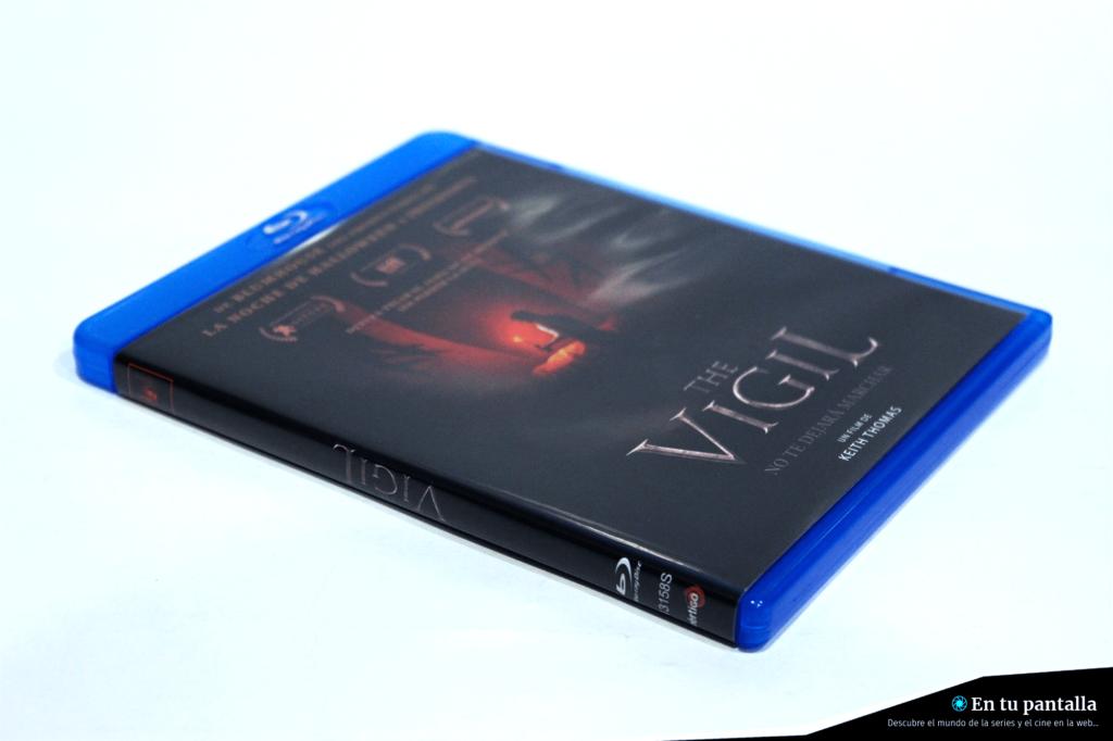 Análisis Blu-ray: 'The Vigil', una producción de Blumhouse • En tu pantalla
