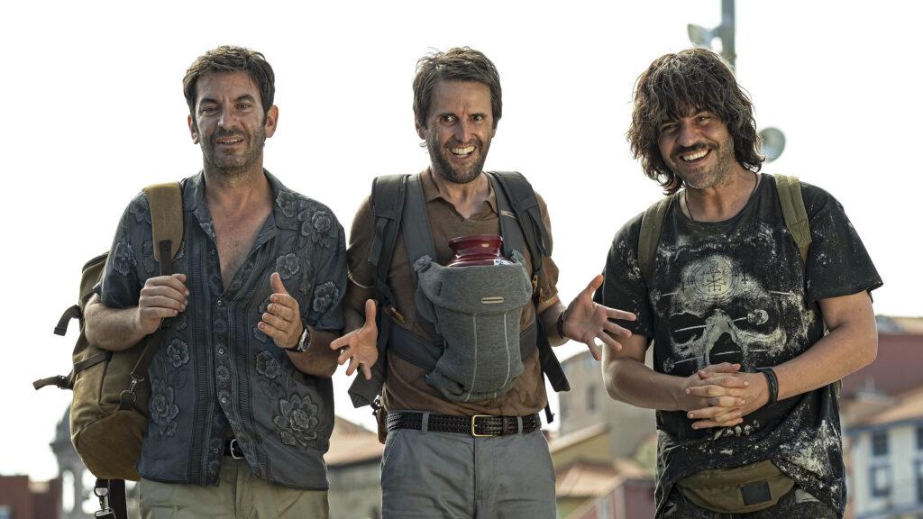 Crítica de 'Descarrilados', una aventura un tanto descarrilada • En tu pantalla