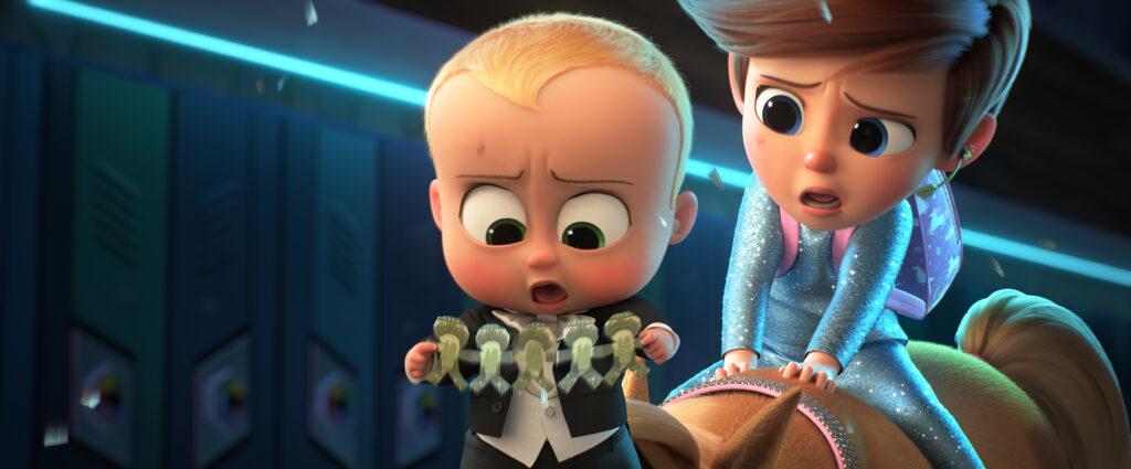 Crítica de 'El bebé jefazo: Negocios de familia', una secuela llena de acción • En tu pantalla
