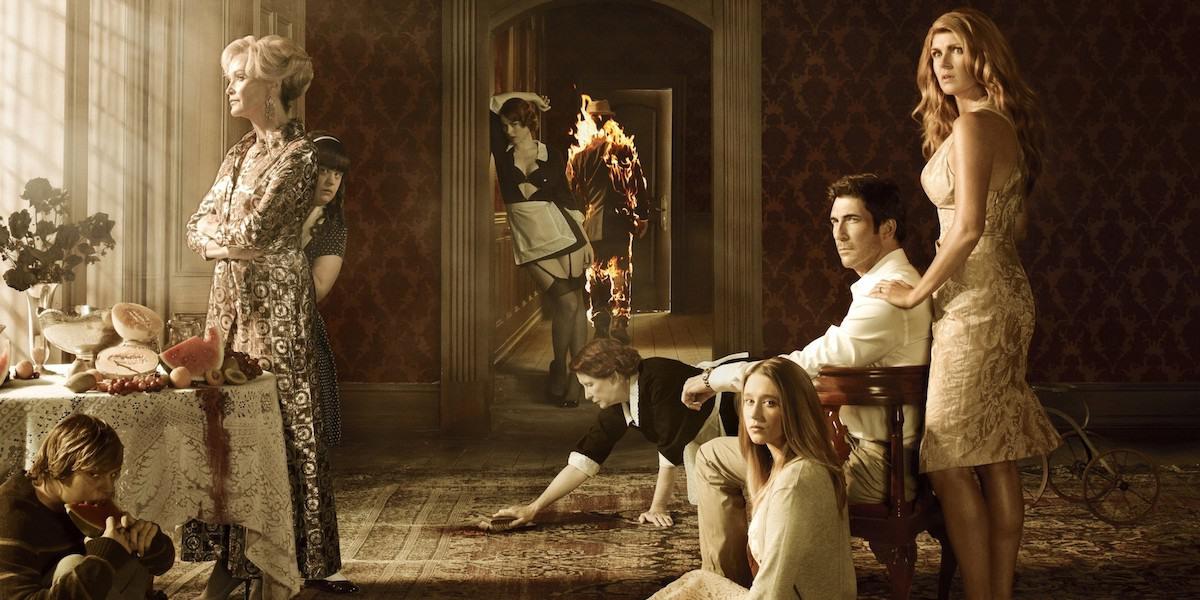 'American Horror Story' al completo en Dinsey+, incluyendo la temporada 10 • En tu pantalla