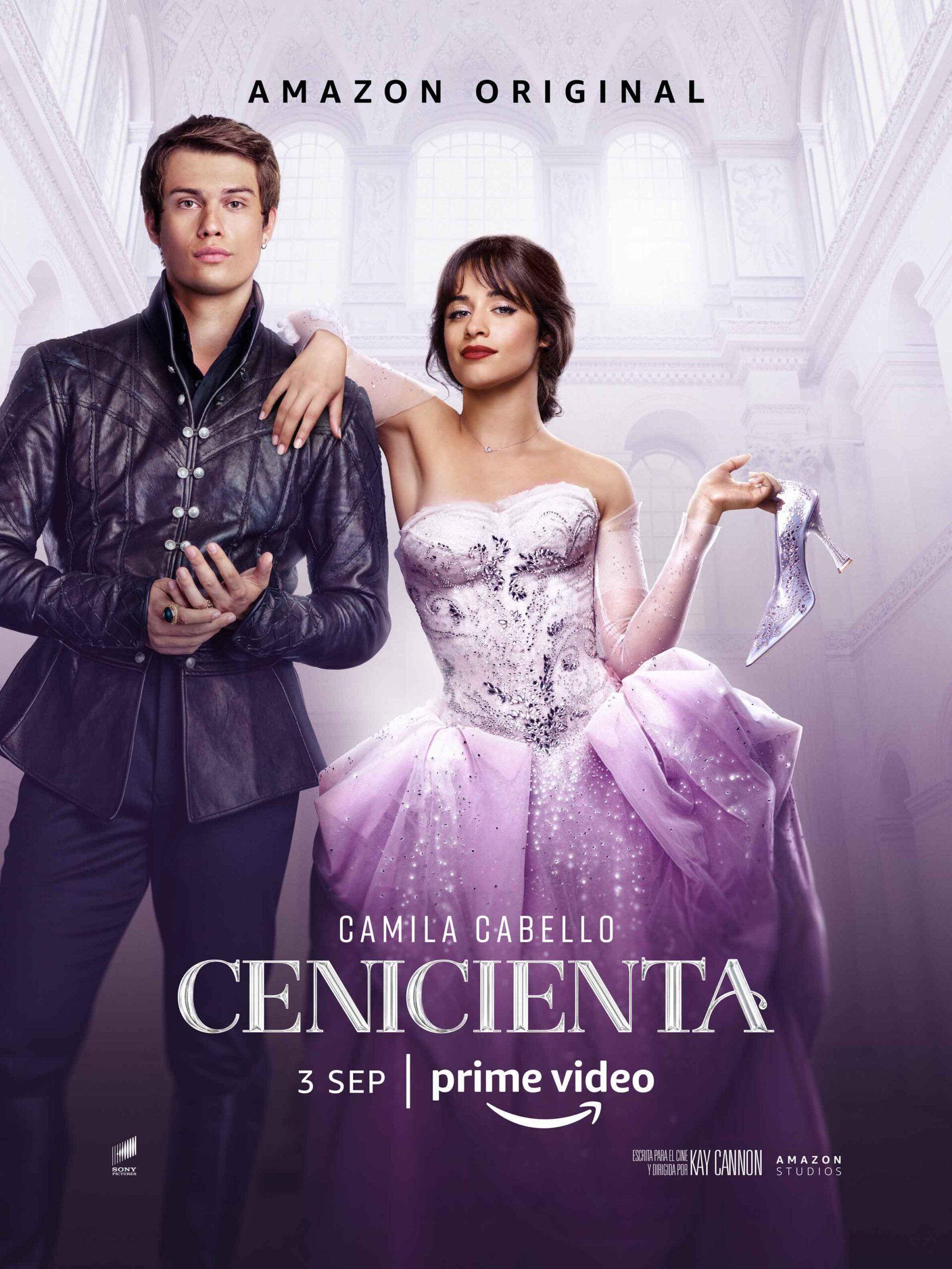 'Cenicienta': Tráiler de la adaptación con Camila Cabello • En tu pantalla