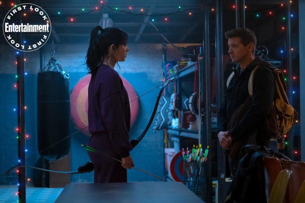 'Hawkeye': Primera imagen y fecha de estreno de la nueva serie de Marvel • En tu pantalla
