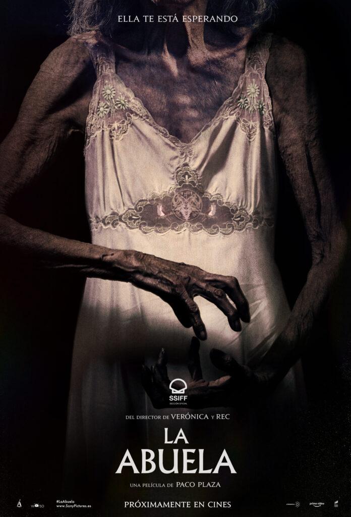 'La Abuela': Teaser póster de la nueva aventura de Paco Plaza • En tu pantalla