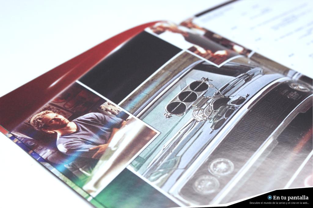 'Fast and Furious': Un vistazo al steelbook 4K Ultra HD • En tu pantalla