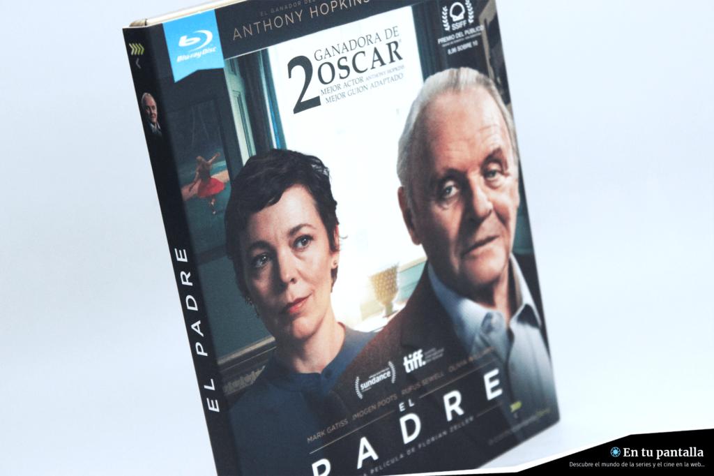 Análisis Blu-ray: 'El Padre', una edición a la altura • En tu pantalla