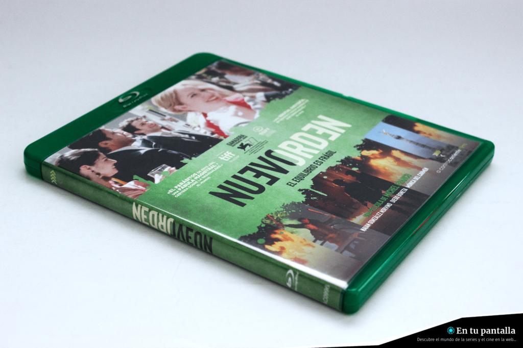 Análisis Blu-ray: 'Nuevo Orden', un nuevo lanzamiento de A Contracorriente Films • En tu pantalla