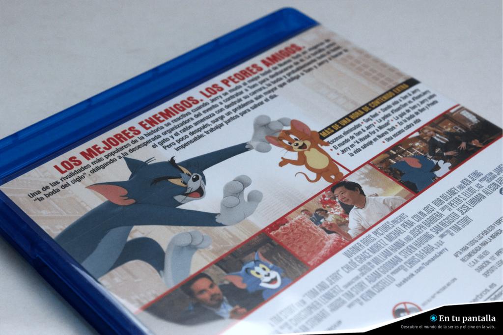 Análisis Blu-ray: 'Tom y Jerry', una aventura que nos lleva a Nueva York • En tu pantalla