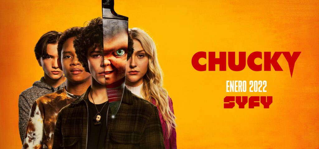 'Chucky' se estrenará en SYFY en enero 2022 • En tu pantalla