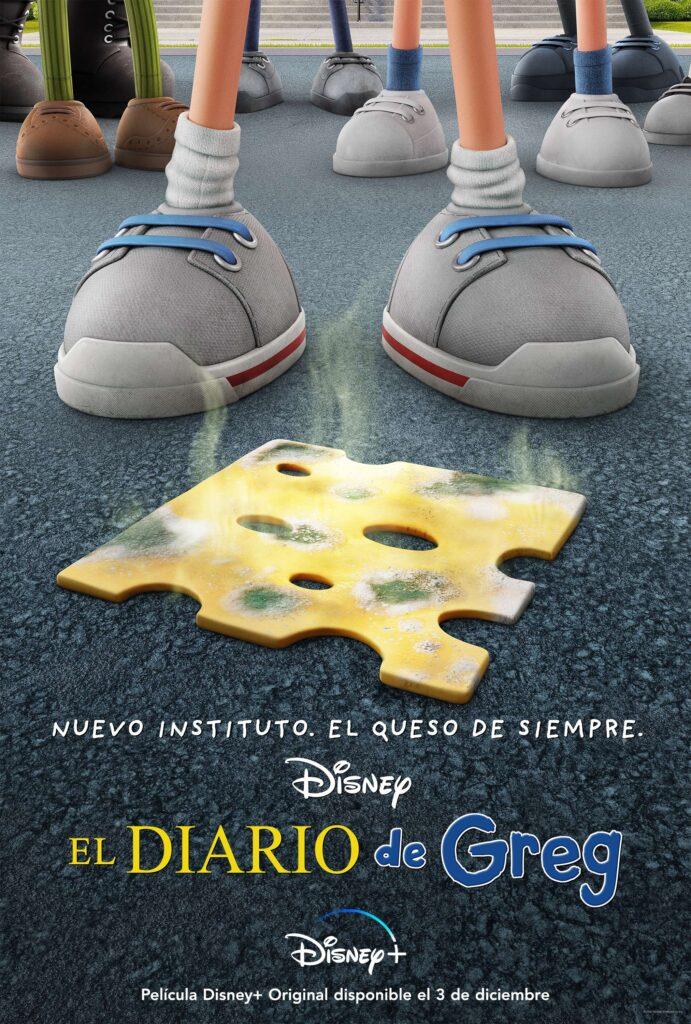 'El diario de Greg': La nueva película de Disney+ llegará el 3 de diciembre • En tu pantalla