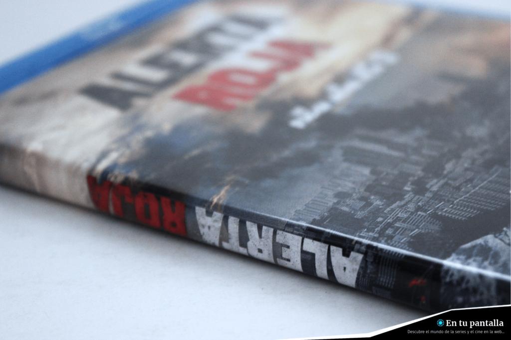 Análisis Blu-ray: 'Alerta Roja', catástrofes en estado puro • En tu pantalla