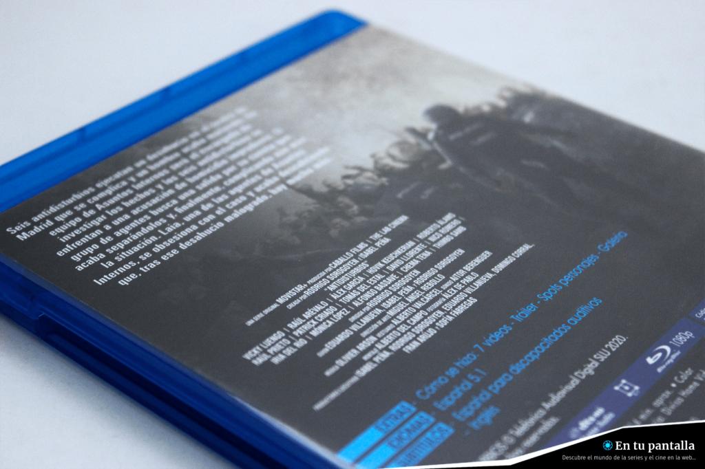 Análisis Blu-ray: 'Antidisturbios', una de las series del año • En tu pantalla
