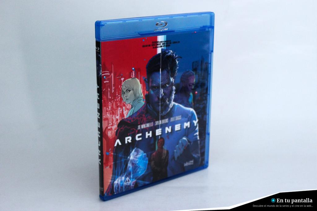 Análisis Blu-ray: 'Archenemy', una vuelta a los superhéroes • En tu pantalla