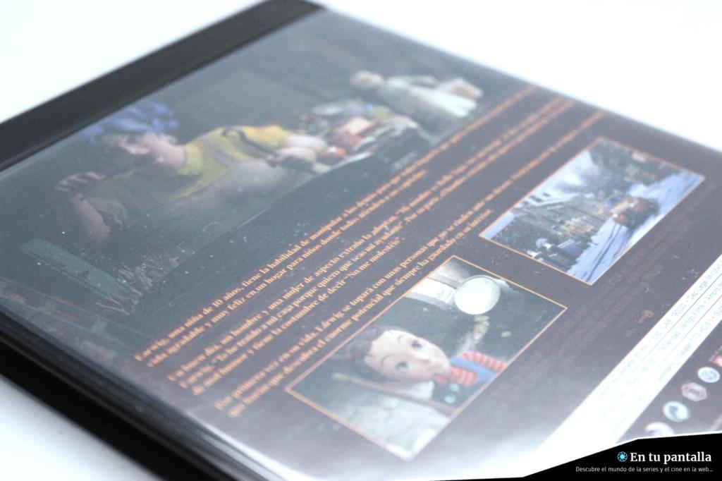 Análisis Blu-ray: 'Earwig y la bruja', la última película de Ghibli • En tu pantalla