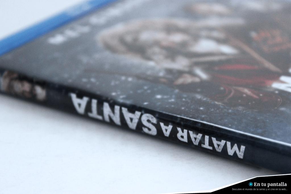Análisis Blu-ray: 'Matar a Santa', una nueva película con Mel Gibson • En tu pantalla