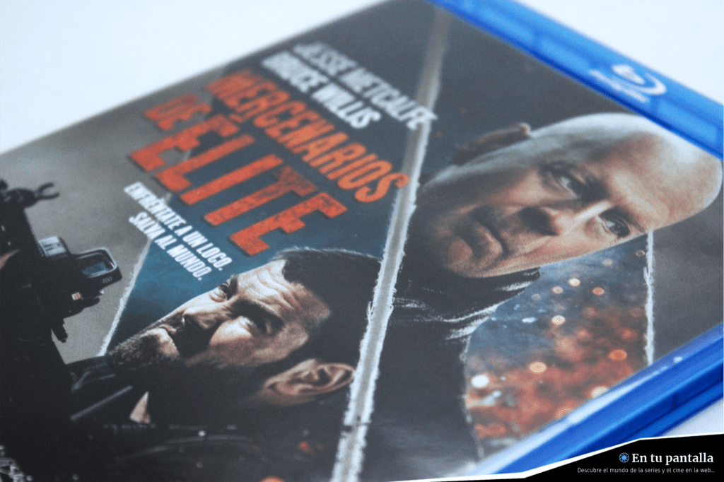 Análisis Blu-ray: 'Mercenarios de Élite', Bruce Willis a tiros • En tu pantalla