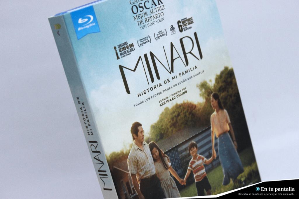Análisis Blu-ray: 'Minari. Historia de mi familia', una edición que enamora • En tu pantalla