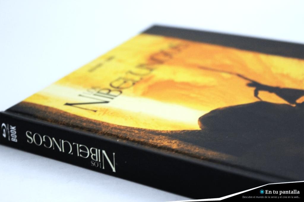 'Los Nibelungos': Un vistazo al digibook Blu-ray de Divisa Home Video • En tu pantalla
